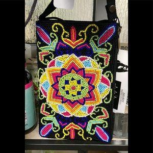 Handbags - Mandala Beaded Bag